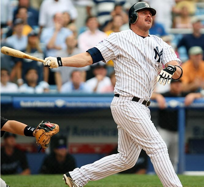 Image result for mlb the show 08 jason giambi