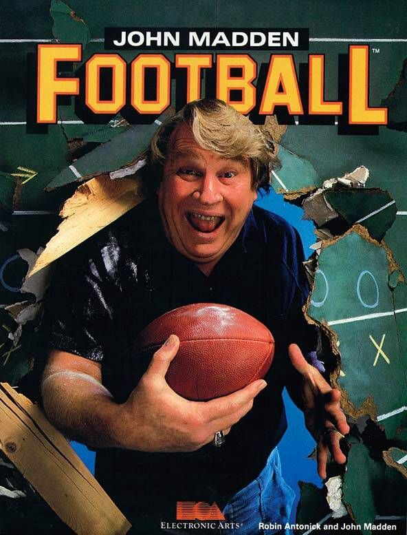 Madden NFL Covers Through the Years   SI com