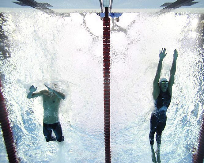Phelps Frame-By-Frame | SI.com