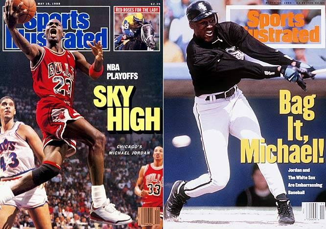 66fa65d96433 As Michael Jordan celebrates the 15-year anniversary of his retirement from  baseball
