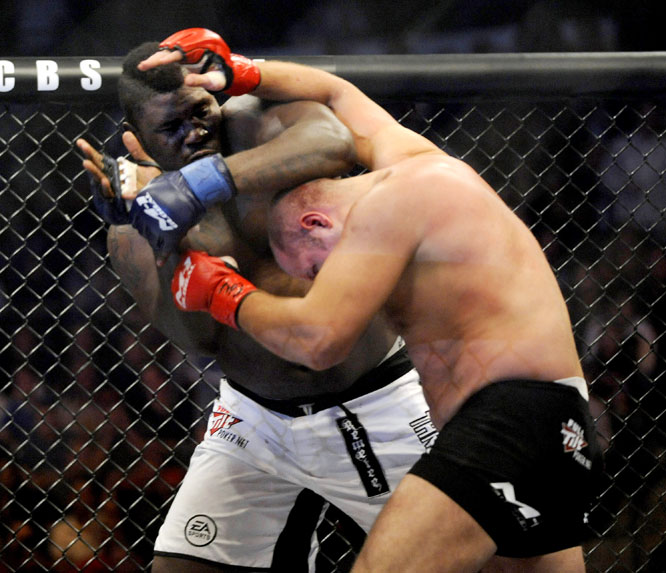 Strikeforce: Fedor vs. Rogers ...