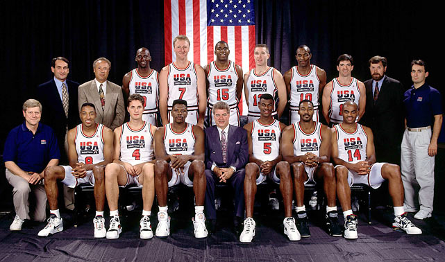 Image result for the dream team 1992