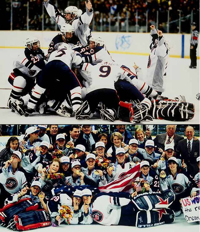 Top 10 Olympic Hockey Moments | SI com