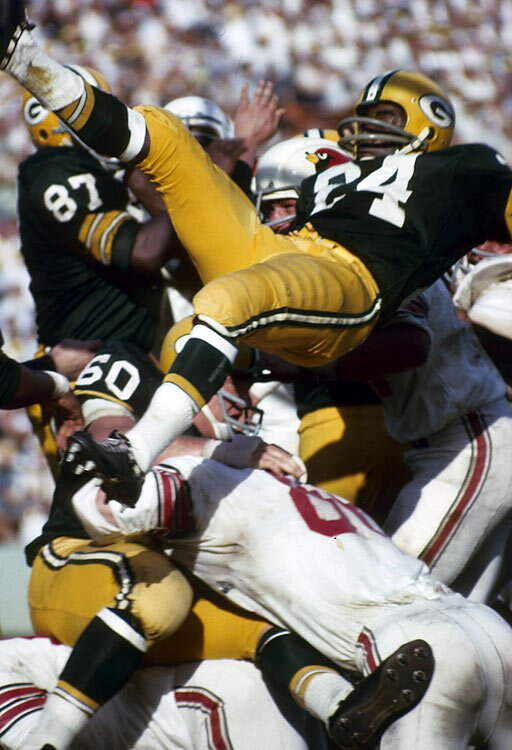 Wood became an eight-time Pro Bowl pick and five-time first-team All-Pro after joining the Green Bay Packers in 1960 as rookie free agent out of USC. Wood finished his Hall of Fame career in 1971 with 48 career interceptions.