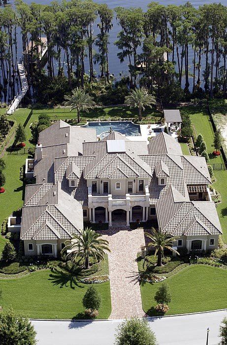 Grant Hill house in Windermere, Florida