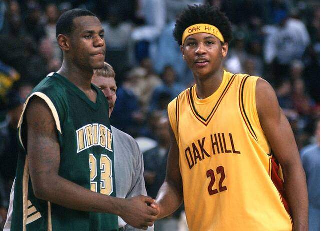 Image result for lebron carmelo