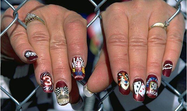 Sports Art: Fingernail Edition | SI.com