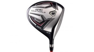 The Honma TW737 460 driver.