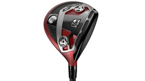 The new Wilson Stadd C300 driver.