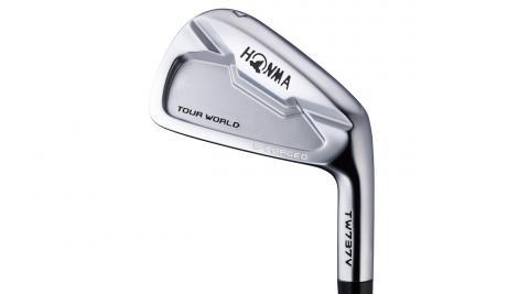 The new Honma TW737 V iron.