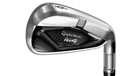 RIBCOR in the TaylorMade M4 irons stiffens the frame for a more efficient transfer of energy at impact.