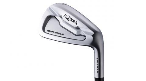 The new Honma TW737 P iron.