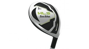 The new Tour Edge Hot Launch HL3 fairway wood.