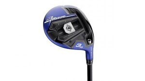 The new Mizuno GT 180 fairway wood.