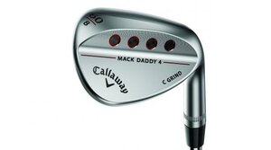 The new Callaway MD4 wedge.