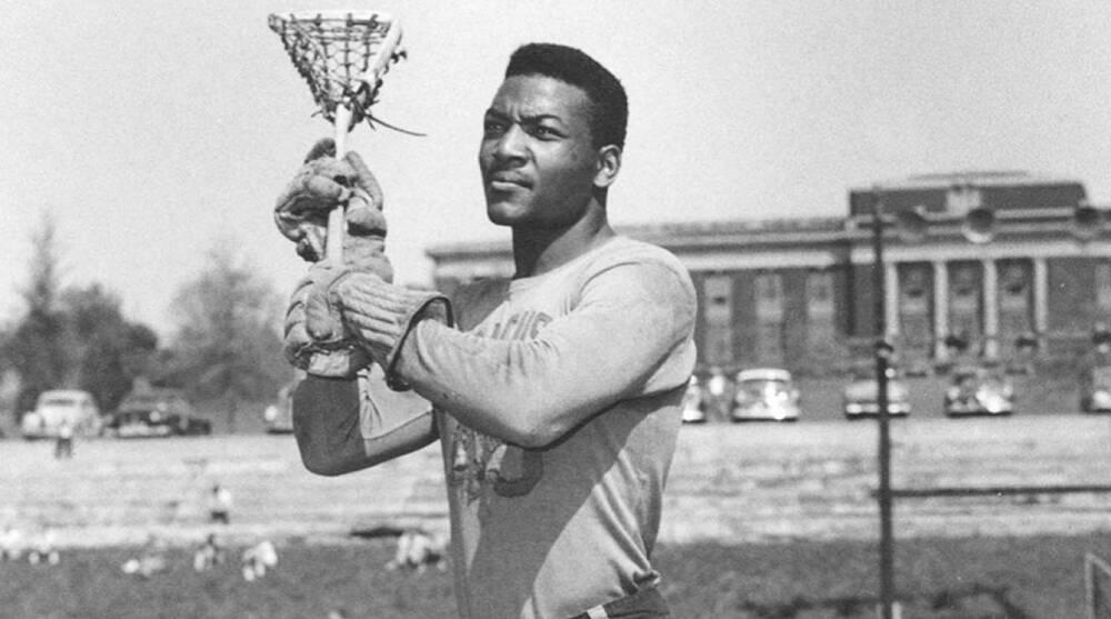 Jim Brown Nfl >> Jim Brown Birthday Nfl Hall Of Famer S Syracuse Lacrosse