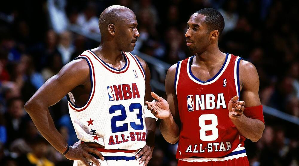 a00311416f3 Kobe Bryant, Michael Jordan dueled in 2003 All Star Game | SI.com