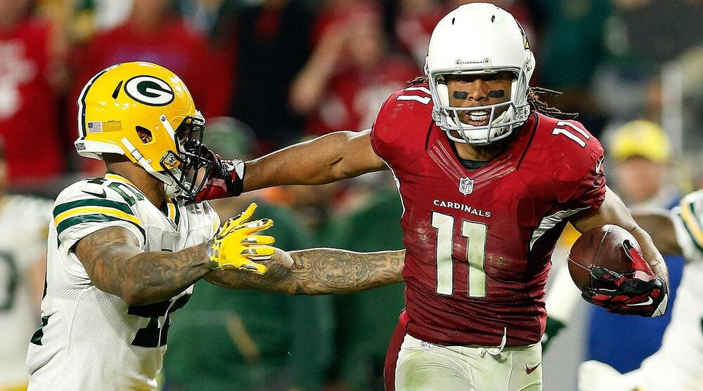 78f8cc31ce8bfb Larry Fitzgerald finished the game with eight catches for 176 yards and the  game-winning