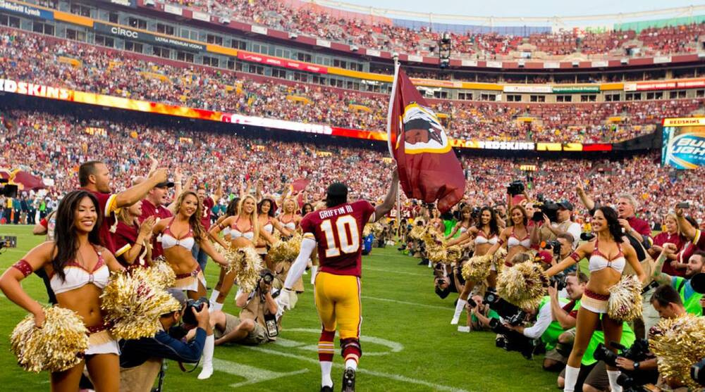 Washington Redskins racist  Native American views on NFL team name ... 21f891547