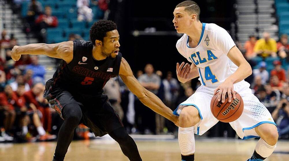 a501260cb Zach LaVine selected by Timberwolves with No. 13 pick in NBA draft ...