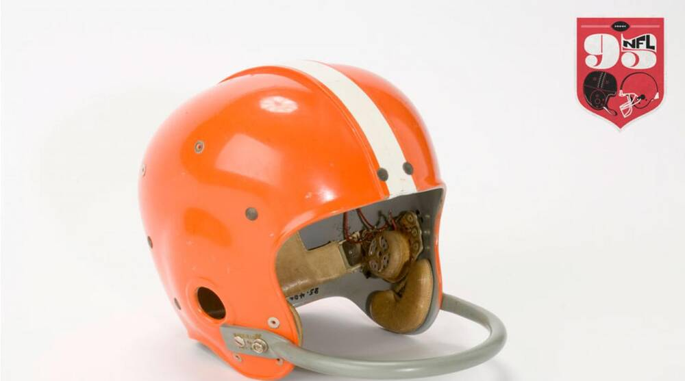 f58644fc3 A History of NFL in 95 Objects: Cleveland Browns' Forgotten Dynasty ...