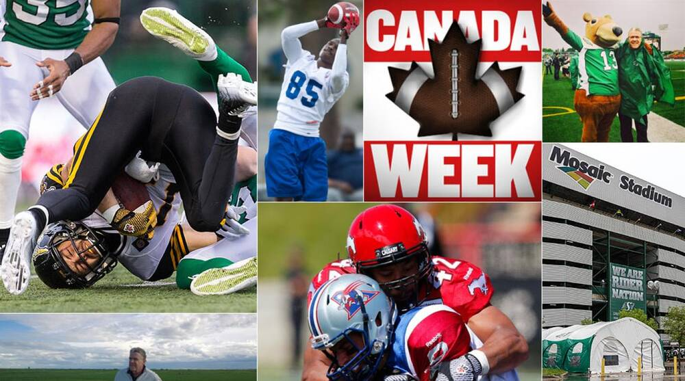 9883fccaac6 Peter King visits Canada for CFL s opening weekend of football