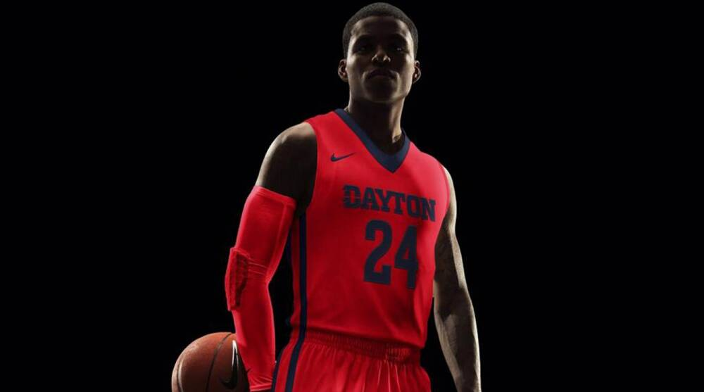 differently 11688 ca228 Dayton Flyers men's basketball unveils new logo and jerseys ...