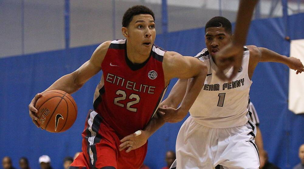 LSU commit Ben Simmons' journey from Australia to 2015 No  1