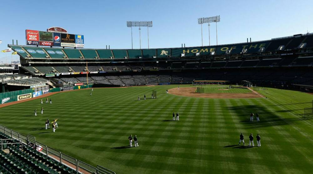 Oakland A S Reach 10 Year Lease Agreement With O Co Coliseum