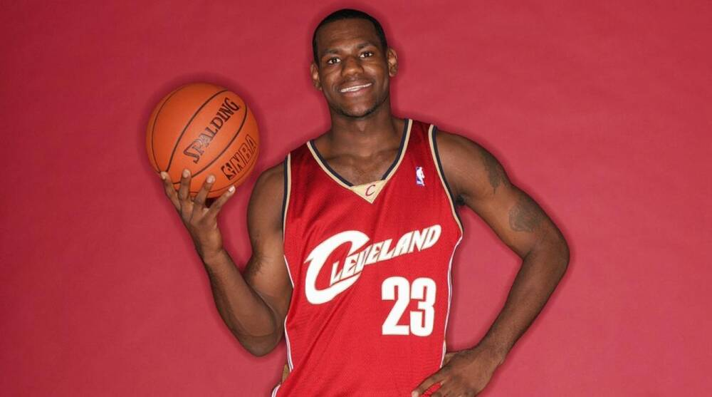promo code 3497c cc264 LeBron James to wear jersey No. 23 in return to Cavaliers ...