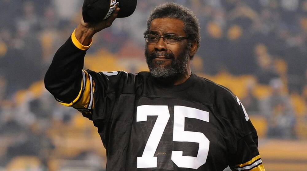 buy popular dc2b3 22003 Hall of Famer Joe Greene's number '75' to be retired by ...