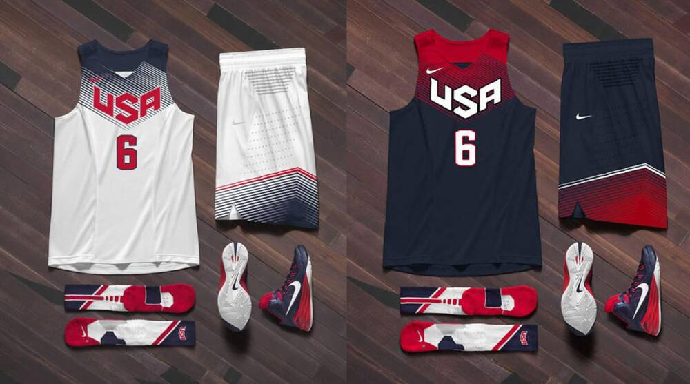 92e8c38c1 Nike unveils USA Basketball uniforms for 2014 FIBA World Cup