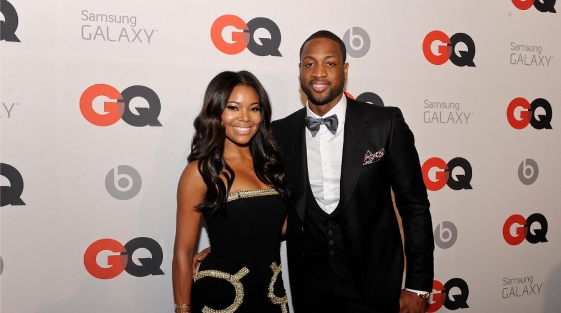 Check out miami heats dwyane wade and gabrielle unions wedding check out miami heats dwyane wade and gabrielle unions wedding video save the date si junglespirit Image collections