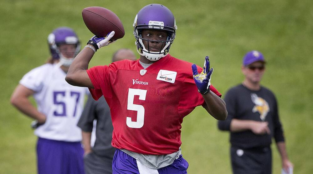 new concept be651 d519a Teddy Bridgewater jersey: Target pulls shirts from shelves ...
