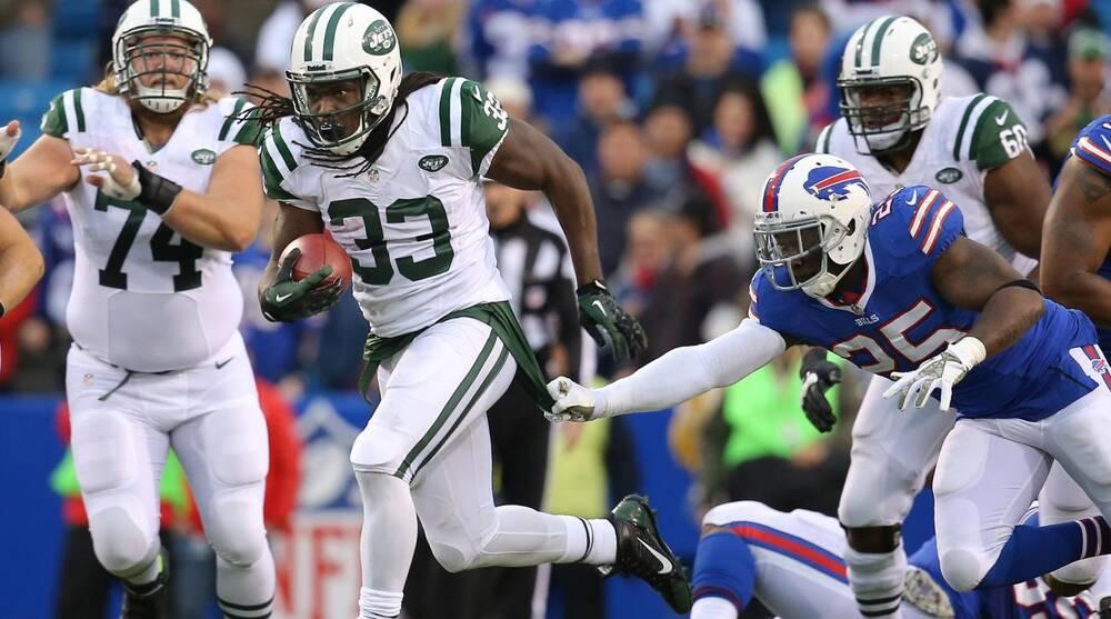 New York Jets Depth Chart Chris Johnson Ivory