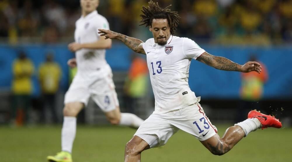5ec4c44db Alexi Lalas and U.S. soccer player Jermaine Jones got into a Twitter ...