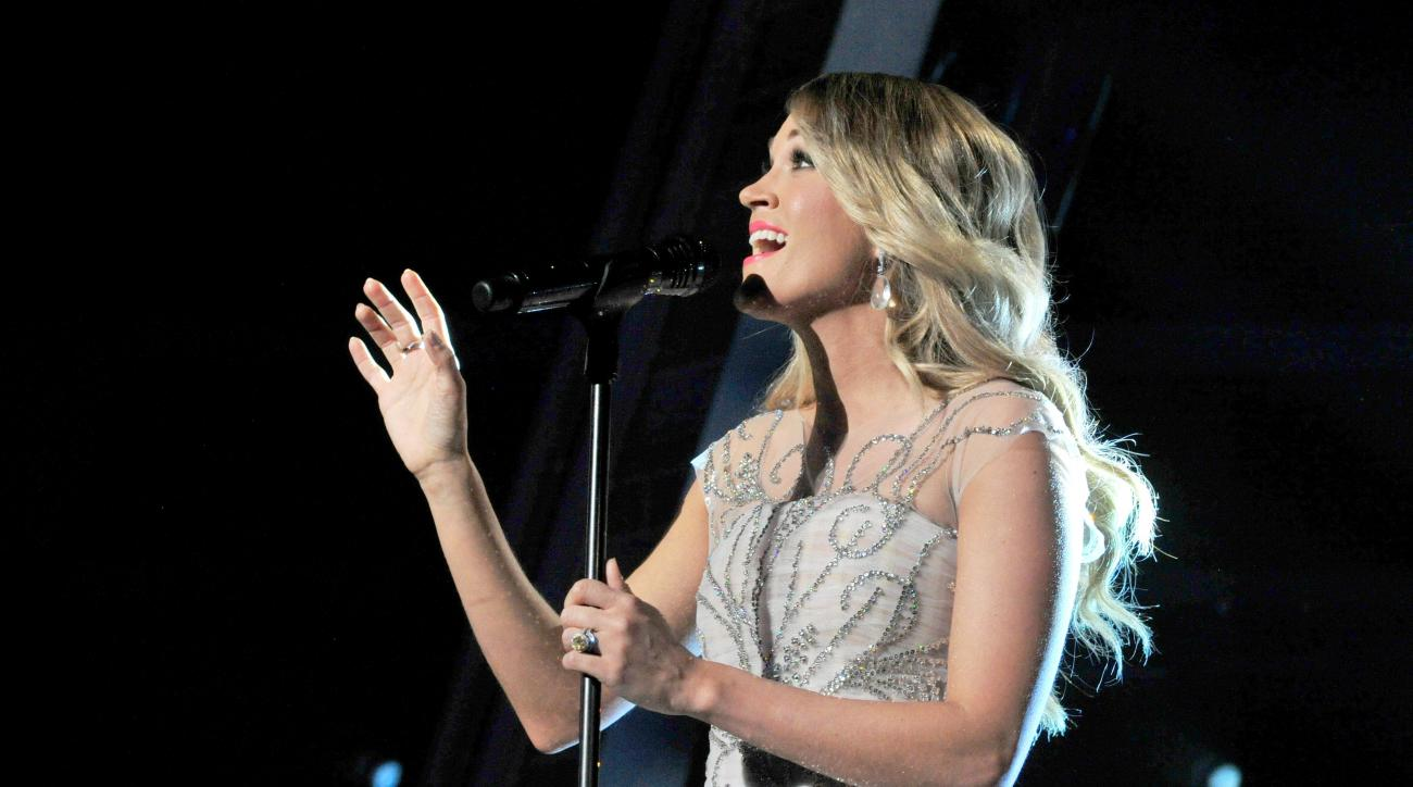 The 11 Players Joining Carrie Underwood In Sunday Night Football