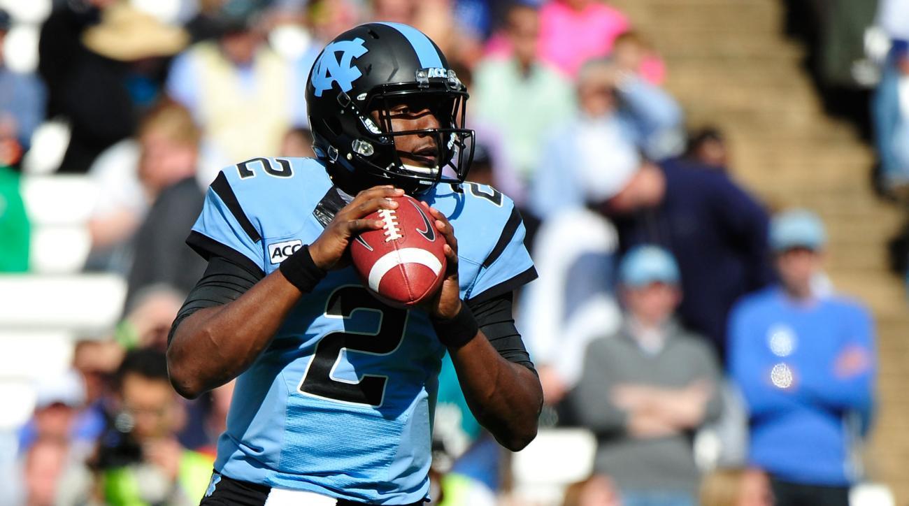 North Carolina Tar Heels 2014 Football Schedule Si Com