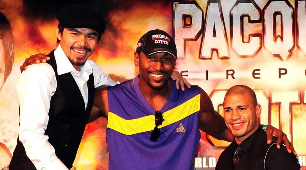 830f3ad6b Manny Pacquiao is recruiting Metta World Peace to play in the ...