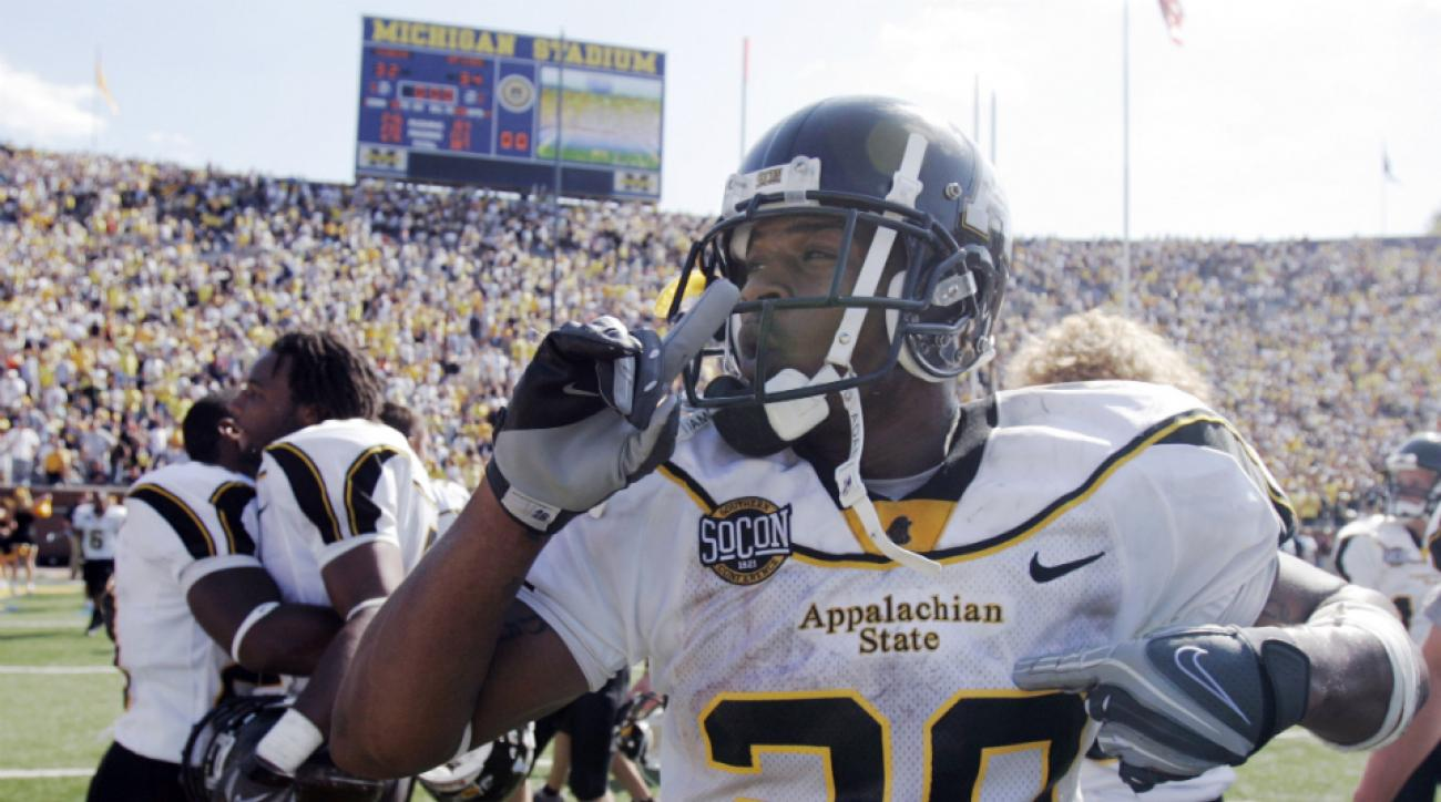 Watch Michigan Wolverines Vs Appalachian State Mountaineers Online