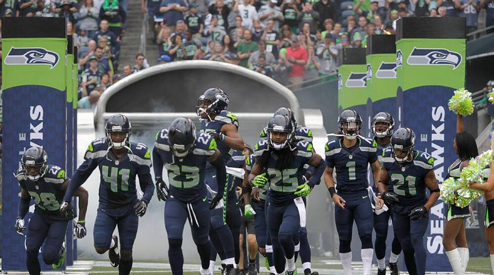 Seattle Seahawks repeating as Super Bowl champions too tall