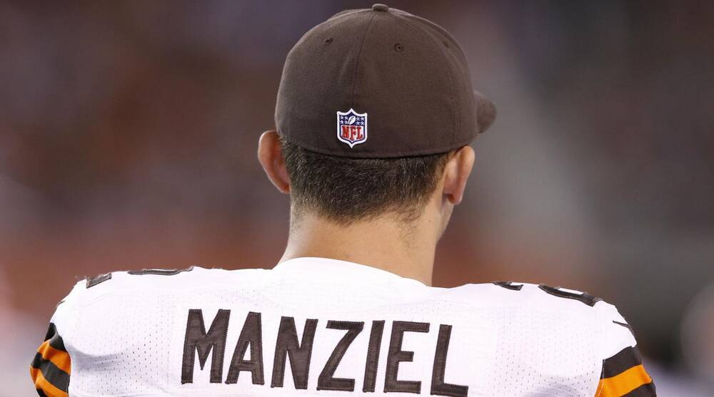 more photos b4c6b cce21 Dick's Sporting Goods sells more Johnny Manziel jerseys than ...