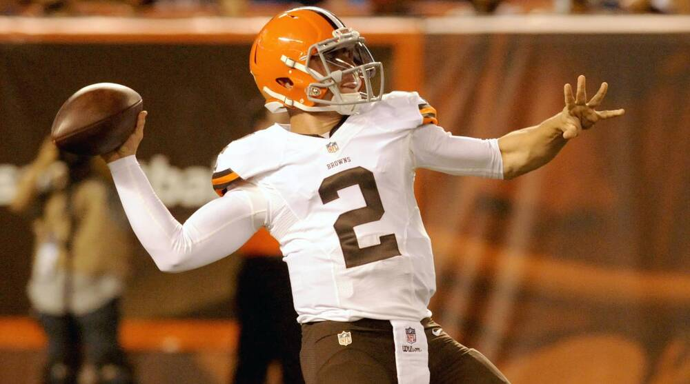37d2b729c Pittsburgh Steelers DC Dick LeBeau expects to see Johnny Manziel in ...