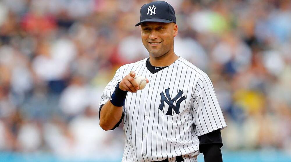 Retiring New York Yankees SS Derek Jeter has top-selling jersey in ... d3e015b1b