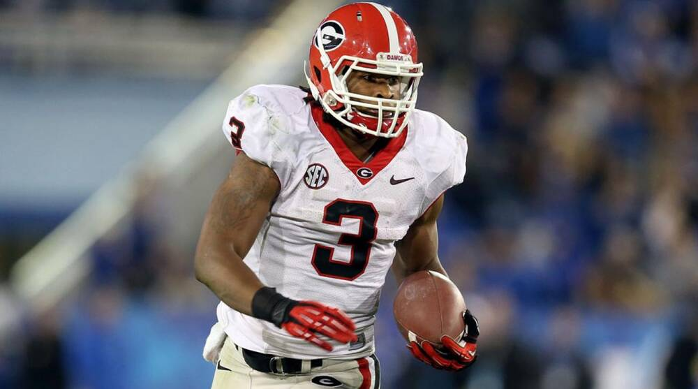best website 5ad74 8114a Todd Gurley suspension: Georgia Bulldogs online store no ...