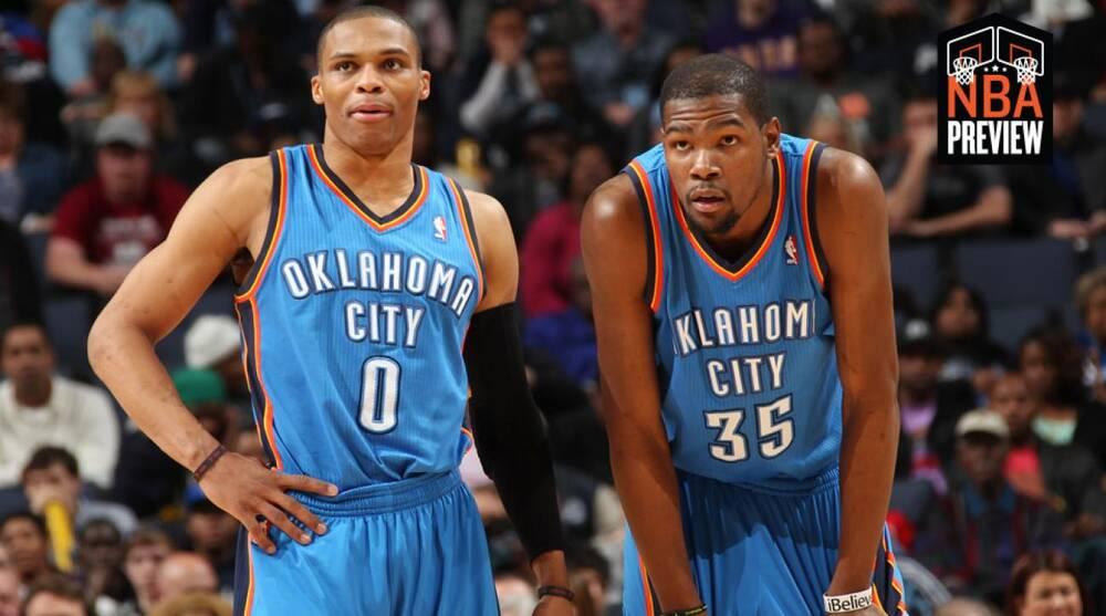 c0b2c4ed43b4 2014-15 NBA preview  Can Blazers dethrone Thunder in Northwest ...