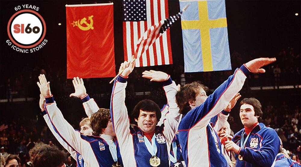 A Reminder Of What We Can Be: The 1980 U S  Olympic Hockey