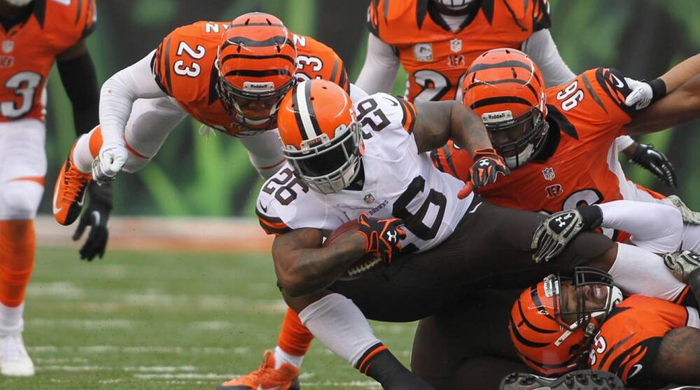 f0085a79 Watch Cleveland Browns vs Cincinnati Bengals online: Live stream ...