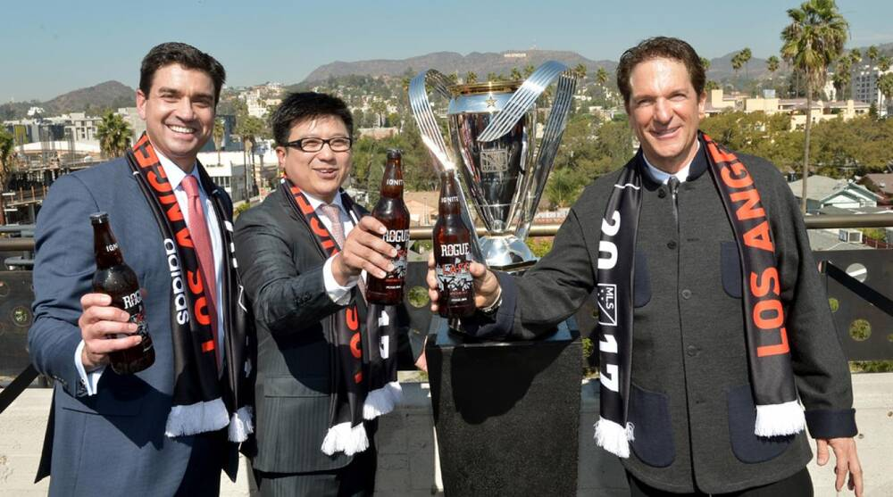 detailed look 15aaf 0a1f2 How did LAFC come to be? These businessmen are behind MLS ...