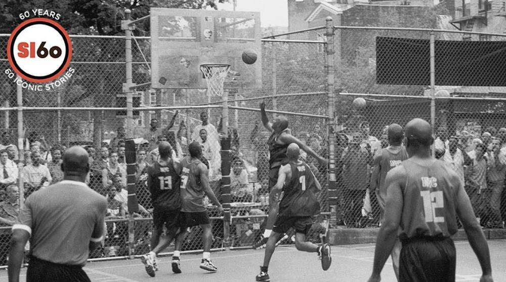 645c8874090 Asphalt Legends: Pickup basketball in New York City | SI.com